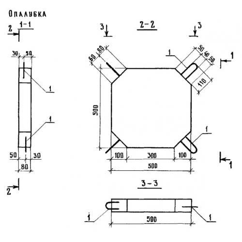 Б-8 чертеж