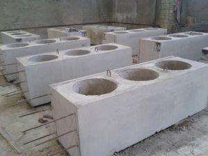 блоки подпора стены