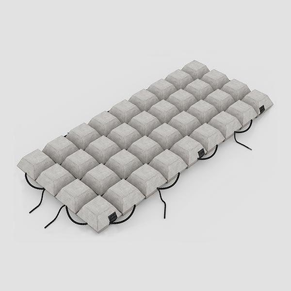 УГЗБМ-101 бетонный мат