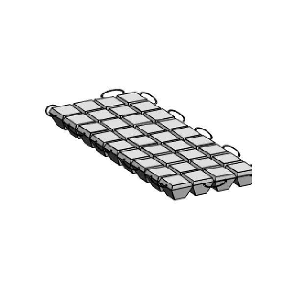 угзбм-405 бетонный мат