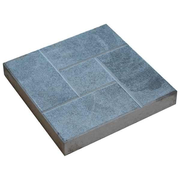 тротуарная плитка квадрат калифорния шагрень